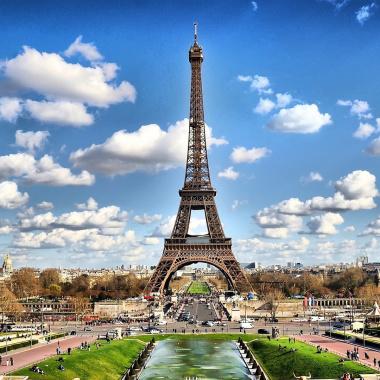 Paříž 2014